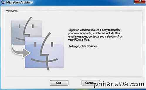 Come trasferire o migrare i file da PC Windows a Mac