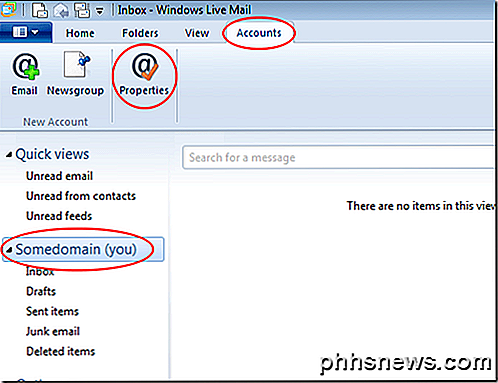 Fix Windows Live Mail Fout 0x800CCC0B