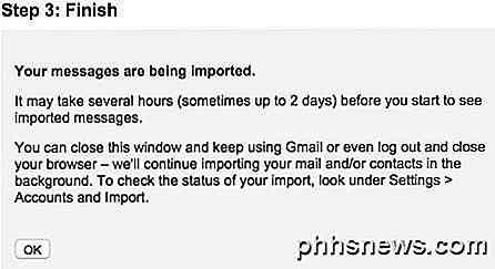 Hoe u al uw e-mailaccounts vanuit Gmail kunt controleren