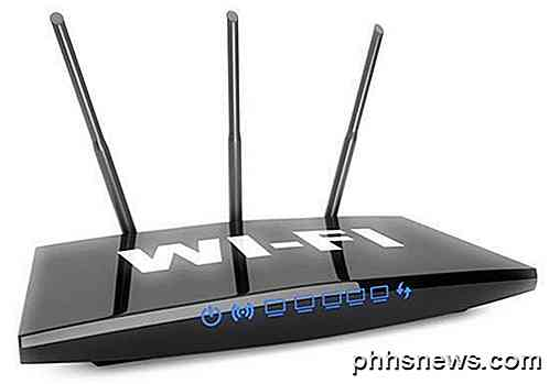 Come ripristinare il router wireless