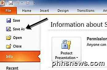 Come convertire PowerPoint in DVD, video e PDF