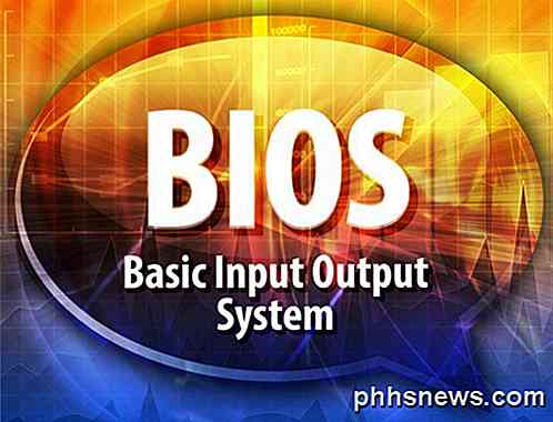Bepalen of BIOS-update nodig is