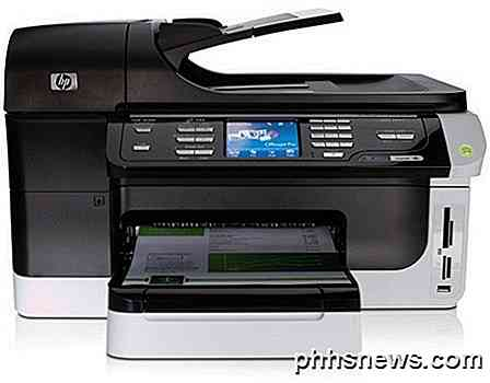 HP OfficeJet Pro 8500 (A909n) Premier Review