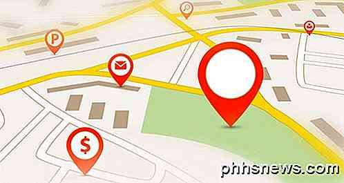 Slik viser du Google Maps Location History