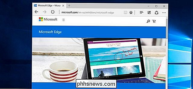 11 Tips och tricks för Microsoft Edge på Windows 10