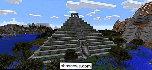 Adicione Dungeons, Ruins e Treasure Hunts ao seu Minecraft World com o MCDungeon