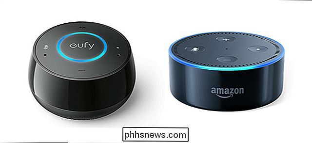 Ankers Eufy Genie vs. Amazon Echo Dot: Sind die Einsparungen es wert?