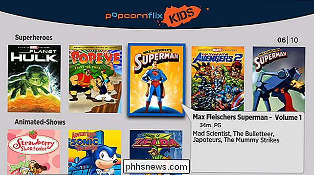 Os melhores canais gratuitos do Roku para crianças - pt phhsnews com