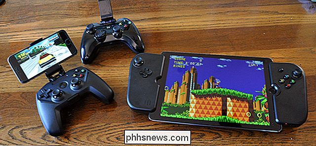 De beste MFi Gamepads for iPhone eller iPad