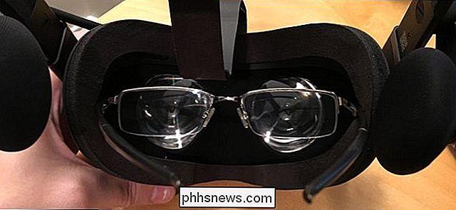 Les casques de réalité virtuelle Oculus Rift et HTC Vive sont placés sur  vos yeux et les lunettes peuvent vous gêner. Vous pouvez utiliser quelques  paires ... 11a6def7035d