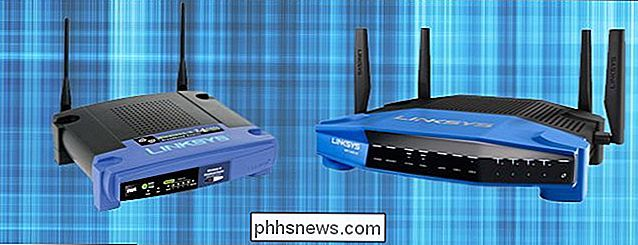 Clone Your Current Router voor een headache-free router Upgrade