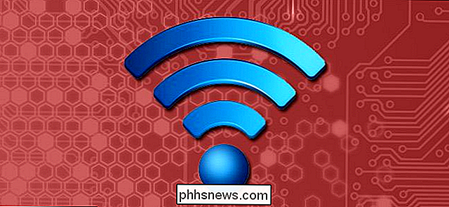 Differenza tra password Wi-Fi WEP, WPA e WPA2