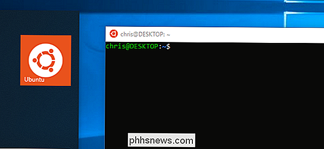 Allt du kan göra med Windows 10: s nya Bash Shell