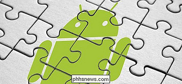 Glem Flashing ROMs: Bruk Xposed Framework til å tweak din Android