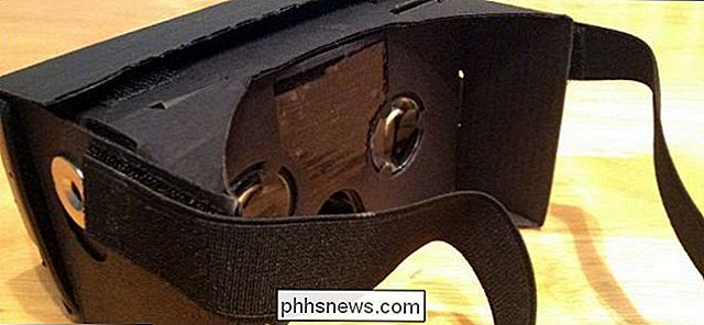 Google Cardboard: Virtual Reality on the Cheap, men er det godt?