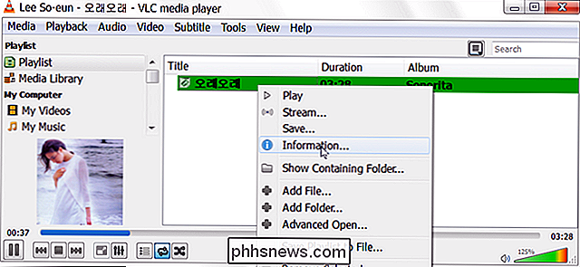 Come convertire un tipo di file multimediale sconosciuto in MP3?