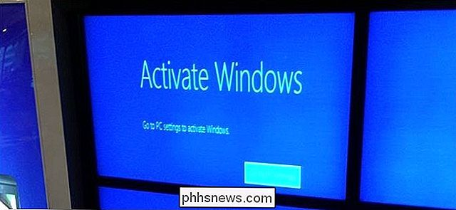 Hvordan virker Windows Activation?