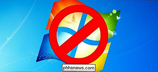How (and Why) Microsoft Blocks Windows 7 Updates on New PC