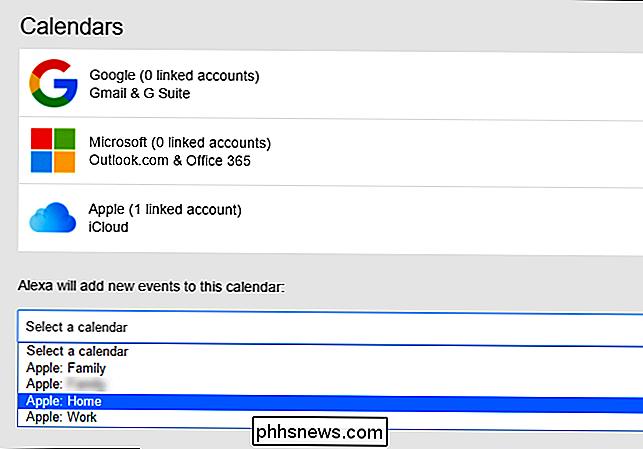 Zugriff auf Ihren iCloud-Kalender mit Alexa - de.phhsnews.com