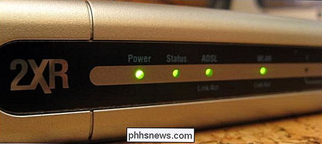 Come accedere al router se si dimentica la password
