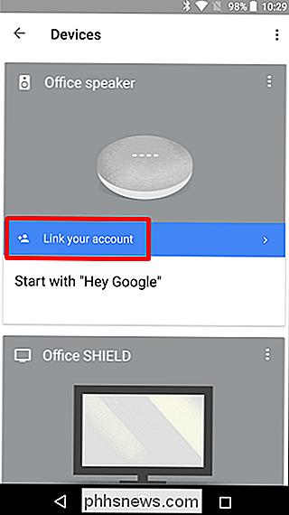 So fügen Sie mehrere Google-Konten zu Google Home hinzu - de ...
