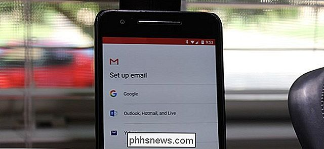 Come aggiungere un account email non Google a Gmail su Android