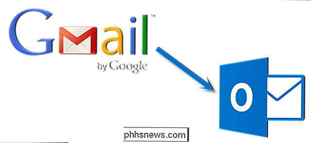 Come aggiungere il tuo account Gmail a Outlook usando IMAP
