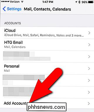 Comment Ajouter Vos Gmail Vos Contacts Et Votre Agenda Google Sur
