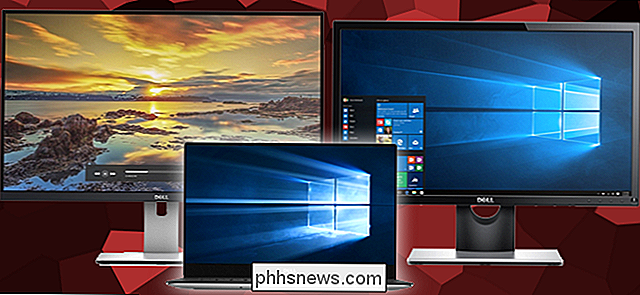 Come regolare il ridimensionamento per diversi monitor In Windows 10