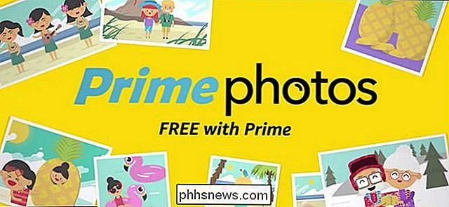 Hoe maak je een back-up van al je foto's met Amazon's Prime Photos