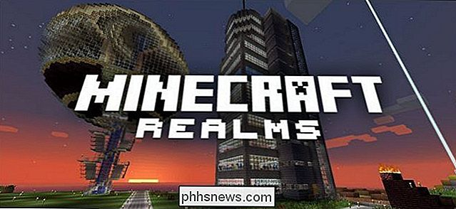 Back-ups maken en herstellen van Minecraft Realms Worlds
