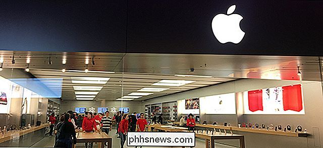 Come acquistare cose all'Apple Store senza cassa