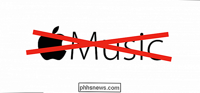 Come annullare l'abbonamento a Apple Music (o Any other)