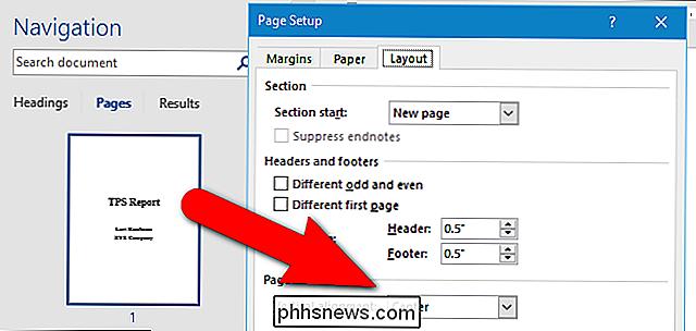 So Zentrieren Sie Text Vertikal Auf Der Seite In Microsoft Word De
