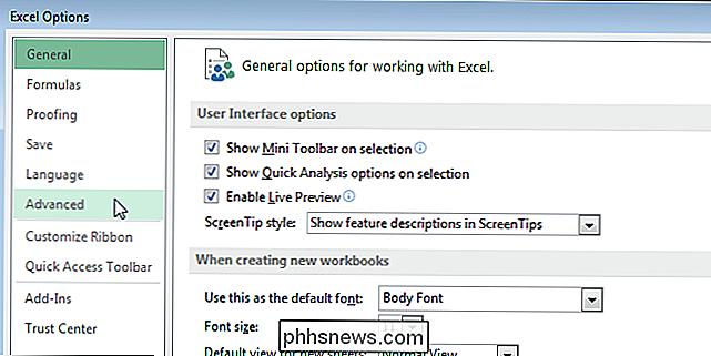 Gewusst wie: Ändern der Farbe der Gitternetzlinien in Excel - de ...