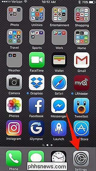 App hintergrund andern iphone