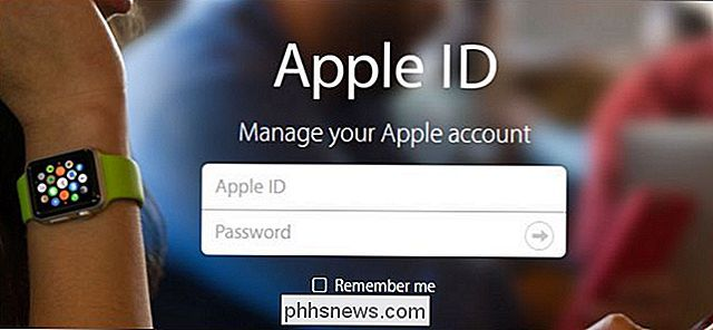 Come cambiare la password dell'ID Apple