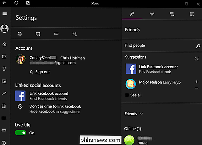 Karta Xbox Live.Kaip Pakeisti Savo Xbox Gamertag Varda Windows 10 Lt Phhsnews Com