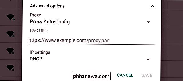 Como Configurar um Servidor Proxy no Android - pt phhsnews com