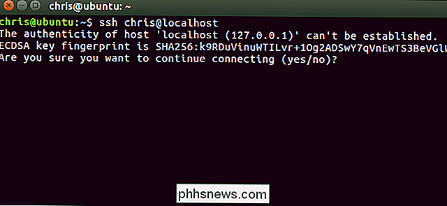 Come connettersi a un server SSH da Windows, macOS o Linux