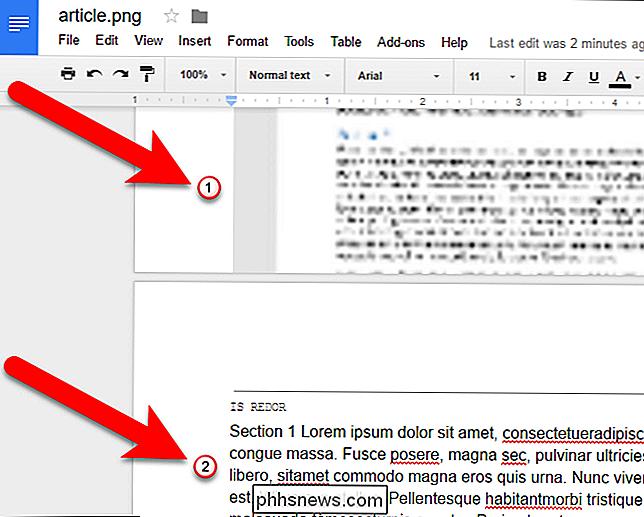 Como Converter Arquivos Pdf E Imagens Em Documentos Do Google Docs