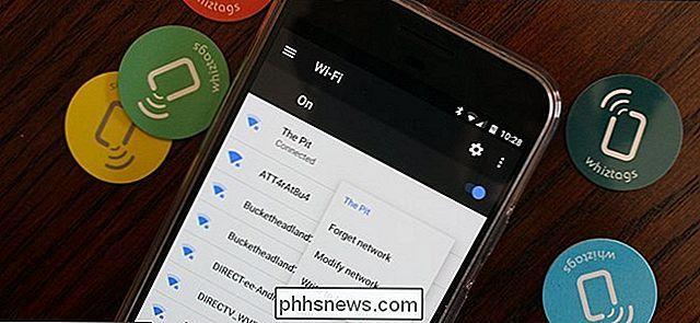 So erstellen Sie ein NFC-Tag, das ein beliebiges Android-Telefon mit