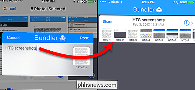 Come creare file ZIP sul tuo iPhone o iPad con Bundler