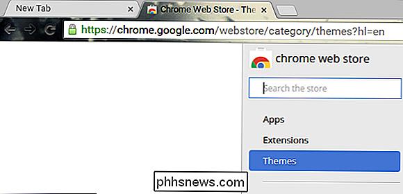 Como personalizar as configurações de aparência em um Chromebook