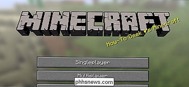 Come personalizzare il tuo Minecraft Splash Screen Testo