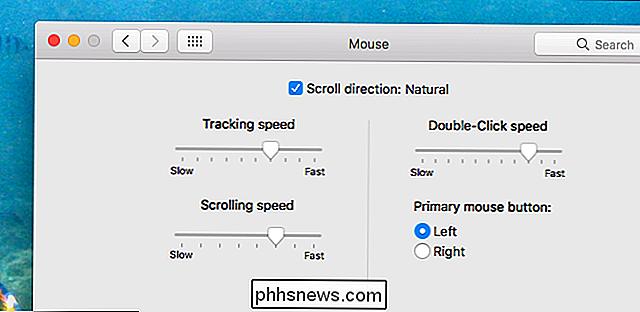 """Como desativar o """"rolagem natural"""" da Apple no seu Mac - pt"""