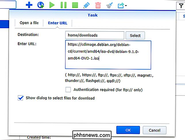 So laden Sie Dateien mit Ihrem Synology NAS herunter (und