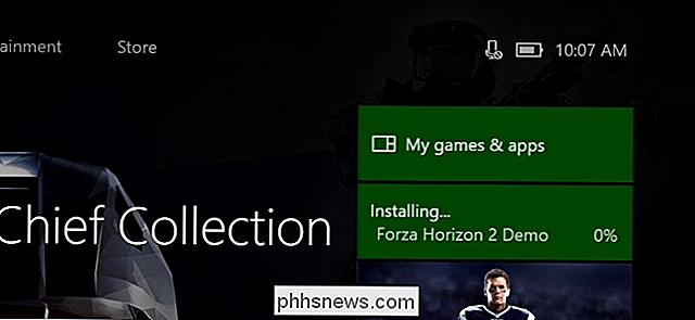 Plutôt que d attendre que les jeux soient téléchargés lorsque vous êtes  prêt à les lire, vous pouvez démarrer ... 428c0f087691