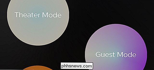 Come modificare le scene per Philips Hue Lights