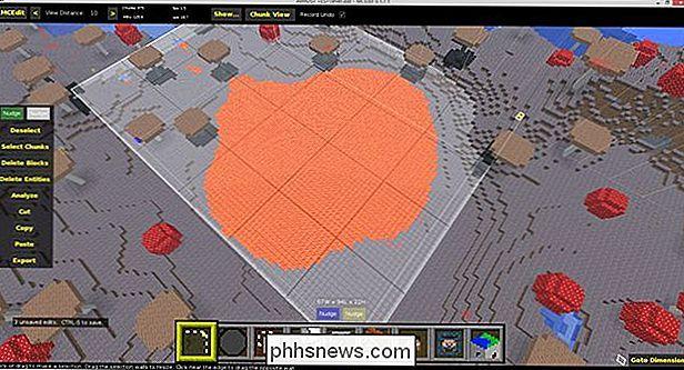So bearbeiten Sie Ihre Minecraft-Maps mit einem externen ...
